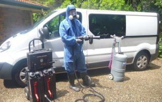 Meth lab cleaner melbourne